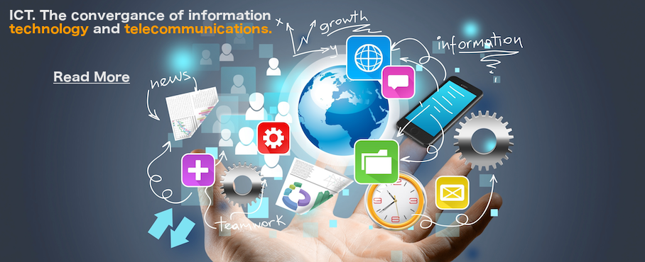 ICT. The Convergence of Information ......